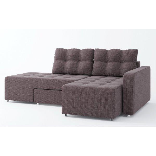 Угловой диван Фиеста Матролюкс ткань Etna 28