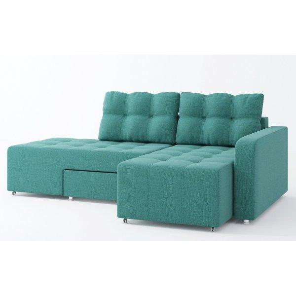 Угловой диван Фиеста Матролюкс ткань Etna 85