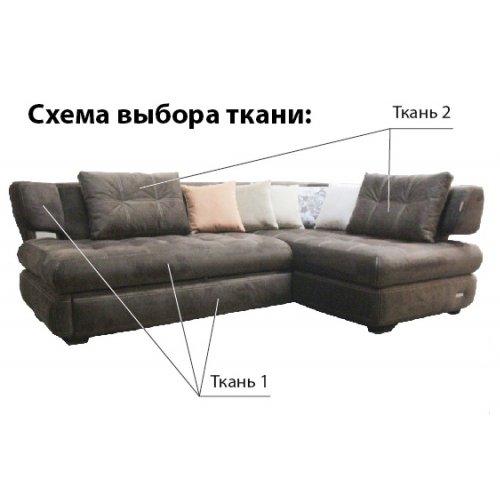 Угловой диван Триумф Матролюкс