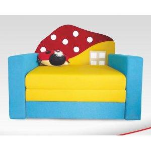Детский диван МКС Домик