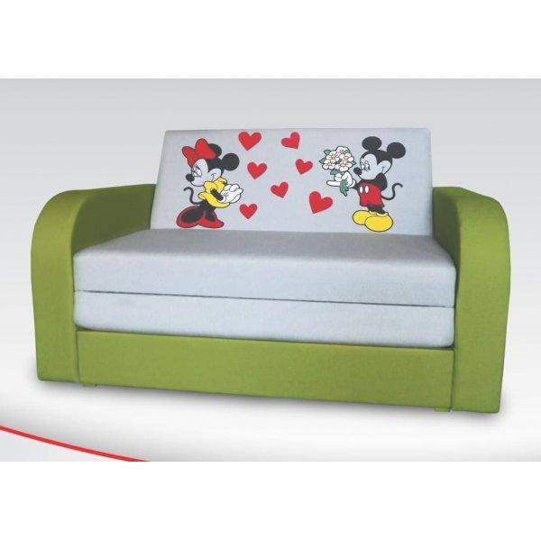 Детский диван МКС Микки Маус